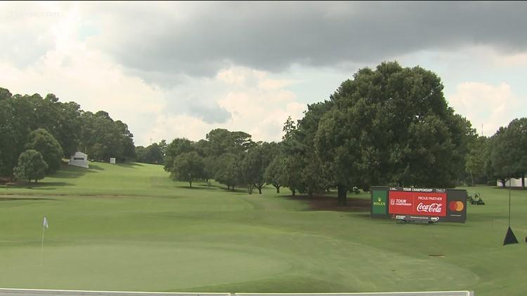 Despite lack of spectators, TOUR Championship able to donate $3.5 million from 2020 tournament