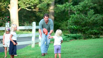 Brian Kemp on Father's Day: 'Dad' is always going to be my favorite title