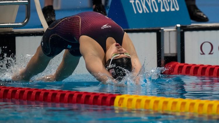 Georgia teen Gia Pergolini wins gold, sets world record at Paralympics