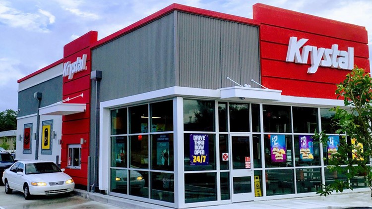 Fast-food chain Krystal files for Chapter 11 bankruptcy protection