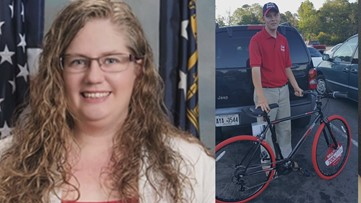 She once raised money to buy a stranger a bike. Now this jail officer is fighting for her life
