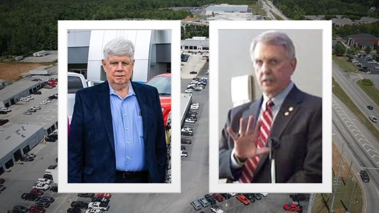 Georgia DA accused of accepting bribe to reduce criminal charges in shooting
