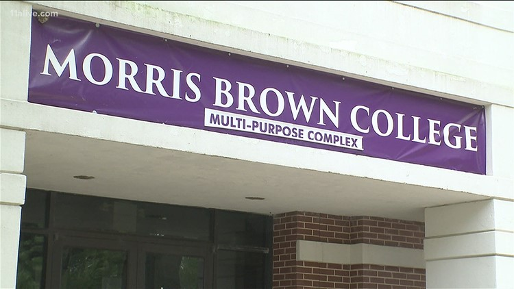 Morris Brown College receives accreditation candidacy after 20 years