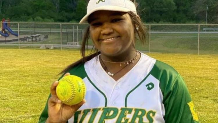 She lost her home in a tornado, then began suffering from vision loss. Her softball team is rallying behind her