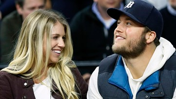 Wife of UGA legend, NFL star Matthew Stafford has surgery to remove brain tumor
