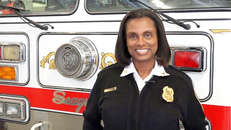Decatur Deputy Chief Vera Morrison