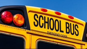 Older students storm bus and 'attack' elementary school kids, officials say