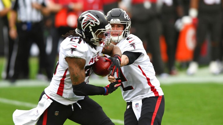 Falcons millions over new NFL salary cap