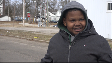 Child takes it upon himself to fix the roads in his town, now he's getting gifts in the mail
