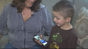 Wyoming officer brings 5-year-old boy McDonald's after 911 call
