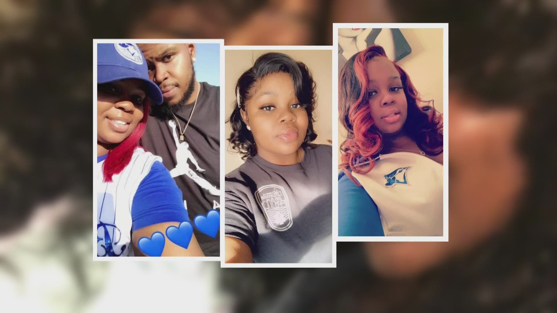 Everybody Is Saying Her Name Breonna Taylor S Family Leads Grand Rapids March 13wmaz Com
