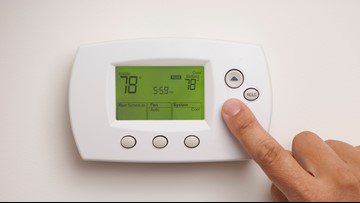 The coolest you should keep your house is 78 degrees, federal program recommends